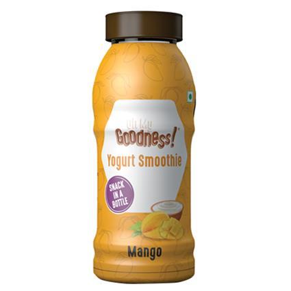 Mango Yogurt Smoothie - Goodness