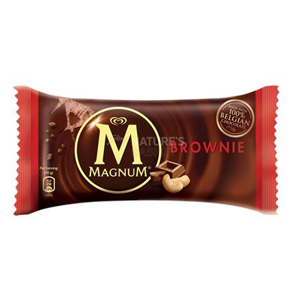 Brownie Ice Cream - Magnum