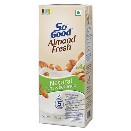 Almond Fresh Natural - Staeta