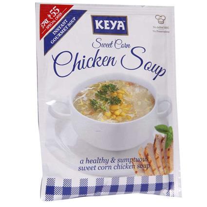 Instant Soup - Sweet Corn Chicken - Keya
