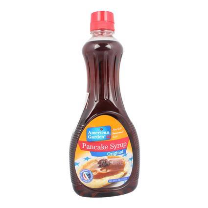 Pancake Syrup - American Garden