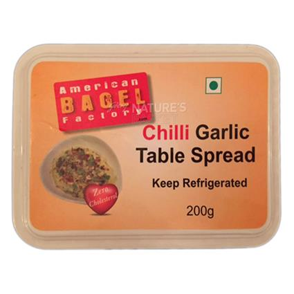 Chilli Garlic Low Fat Table Spread - ABF