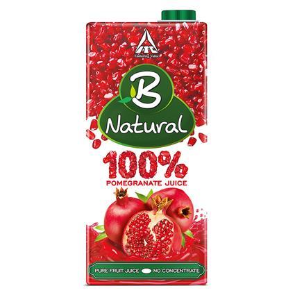 B NATURAL 100% POMENGRANATE 1000Ml