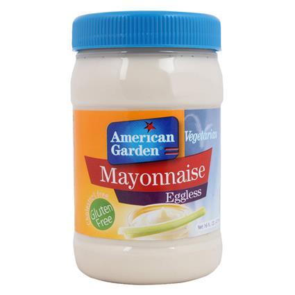 Mayonnaise  -  Eggless - American Garden