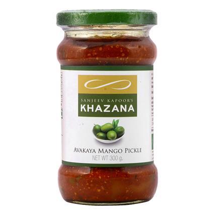Andhra Avakaya Mango Pickle - Khazana