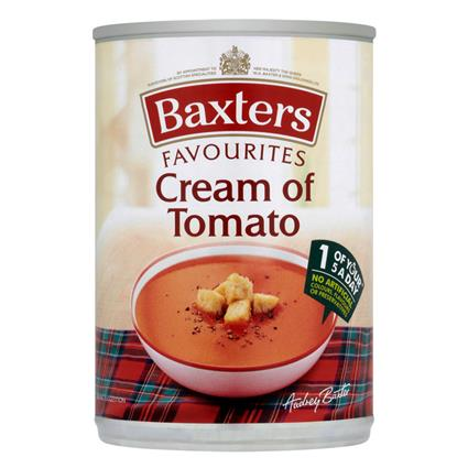 Cream Of Tomato Soup - Baxters