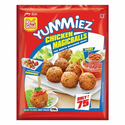 Chicken Magic Balls - Yummiez