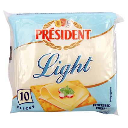 Light Processed Cheese - President