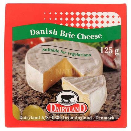 Danish Brie Cheese - Dairyland