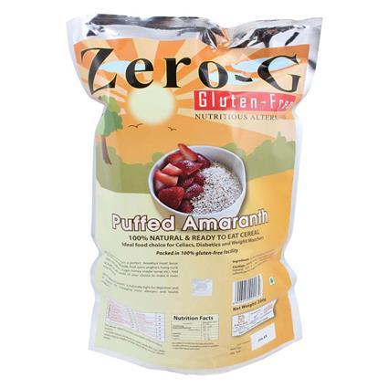 Puffed Amaranth - Zero - G