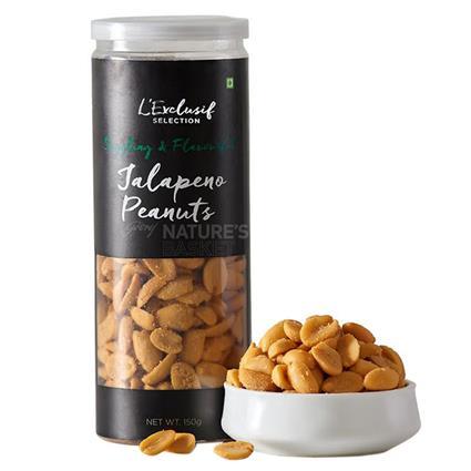 Flavoured Peanuts  -  Jalapeno Scorcher - L'exclusif