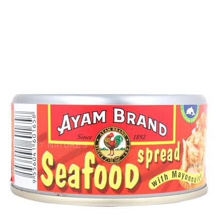 Seafood Spread W/ Mayonnaise - Ayam