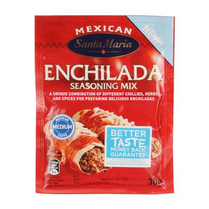 Enchilada Seasoning Mix - Santa Maria