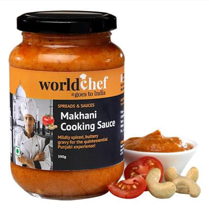 Makhani Gravy - World Chef