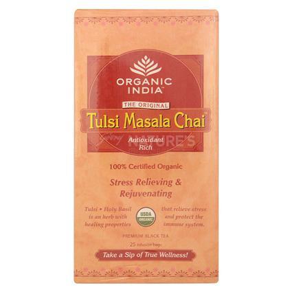 Tulsi Masala Tea - Organic India