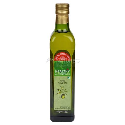 Pure Olive Oil - Healthy Alternatives