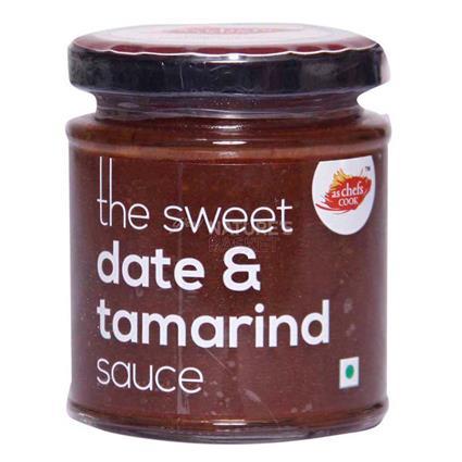 Sweet Date & Tamarind Chutney - As Chefs Cook