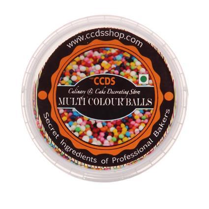 Multicolor Balls - Ccds