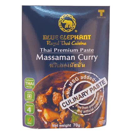 Thai Cuisine Massaman Curry Paste - Blue Elephant