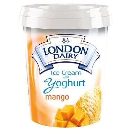 LONDON DAIRY YOGHURT MANGO LITE 500Ml