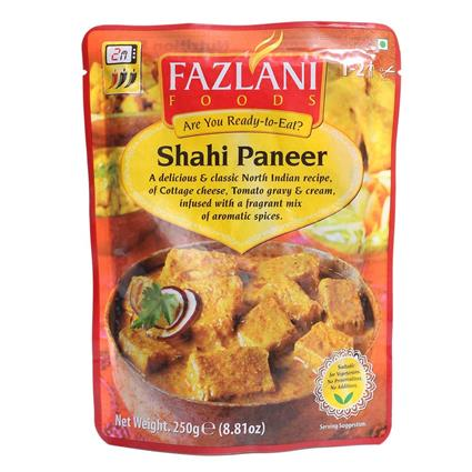 Shahi Paneer - Fazlani
