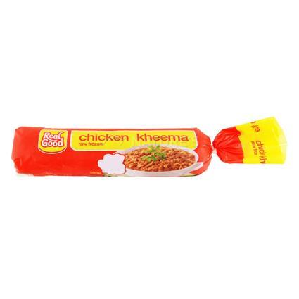 Chicken Kheema Raw Frozen - Real Good