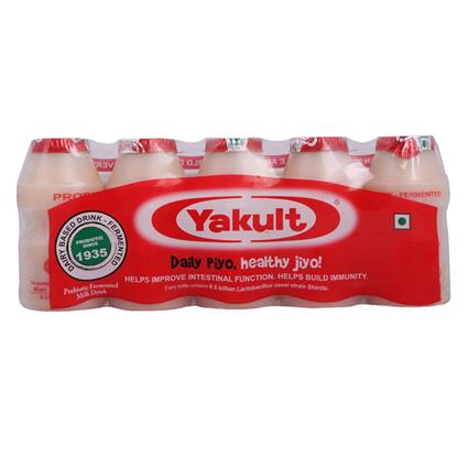 Probiotic Fermented Milk Drink - Yakult