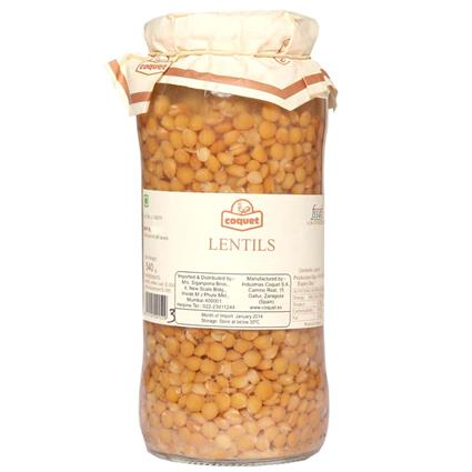 Lentils - Coquet