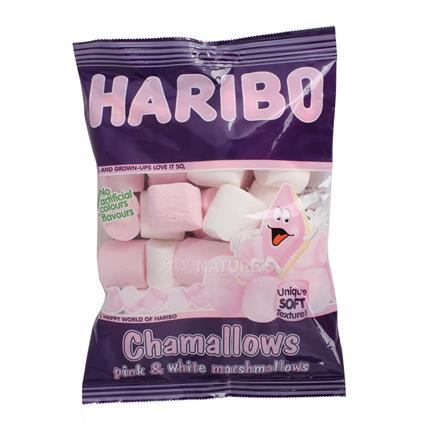 White N Pink Chamallows - Haribo
