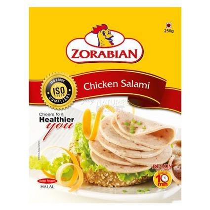 Chicken Salami - Zorabian