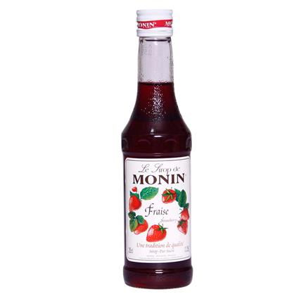 Strawberry Syrup - Monin