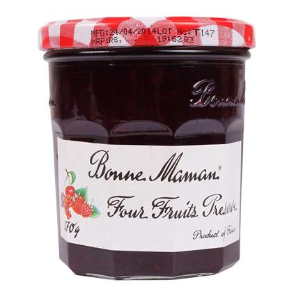 Four Fruits Preserve - Bonne Maman