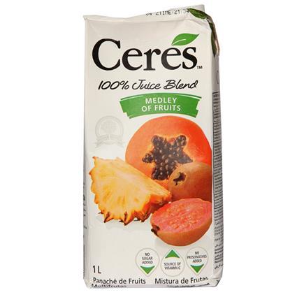 Juice Blend  -  Medley Of Fruits - Ceres
