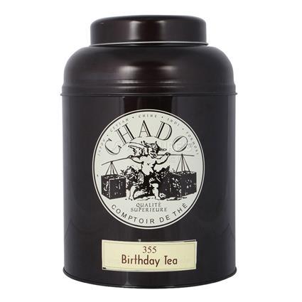 Birthday Tea - Chado