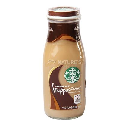 Frappuccino Mocha Chilled Coffee Drink - Starbucks
