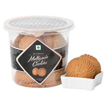 Multigrain Cookies - Healthy Alternatives
