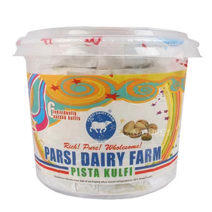 Pista Kulfi  -  Pack Of 3 - Parsi Dairy Farm