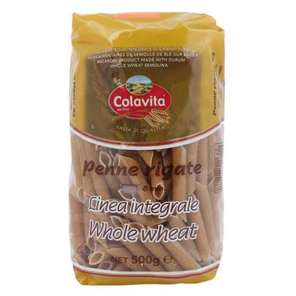 Penne Rigate Whole Wheat Pasta - Colavita