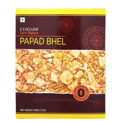 Papad Bhel - L'exclusif