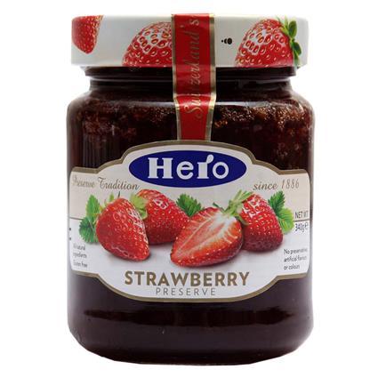 Strawberry Jam - Hero