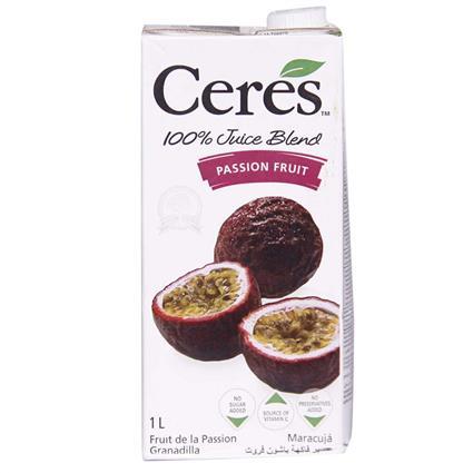 Juice Blend  -  Passion Fruit - Ceres