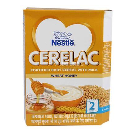Cerelac Wheat Honey - Nestle