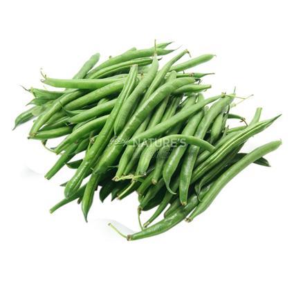 French Beans  -  Kashmiri
