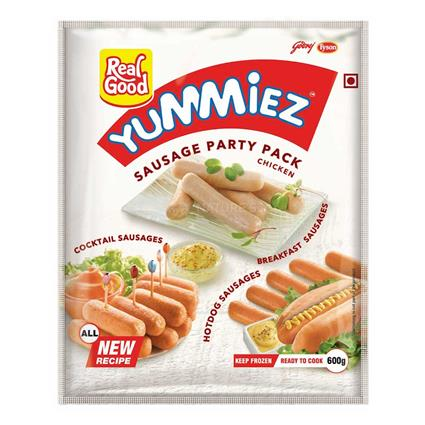 Sausages Party Pack - Yummiez