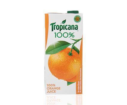 TROPICANA 100% ORANGE JUICE 1000ML TET