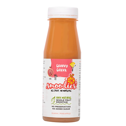 Groovy Guava Smoothie - Smoodies