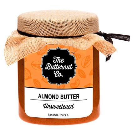 Unsweetened Almond Butter - The Butternut Co.