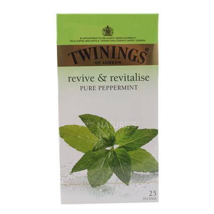 Revive & Revitalise Pure Peppermint Tea  -  25 TB - Twinings