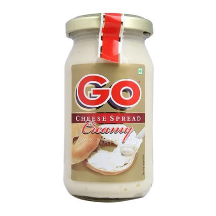Cheese Spread Creamy - Go