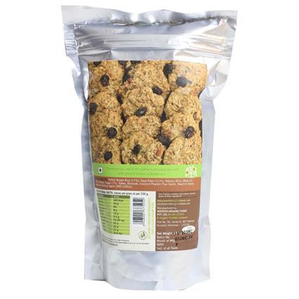 Brown Rice Cookies - Nourish Organics